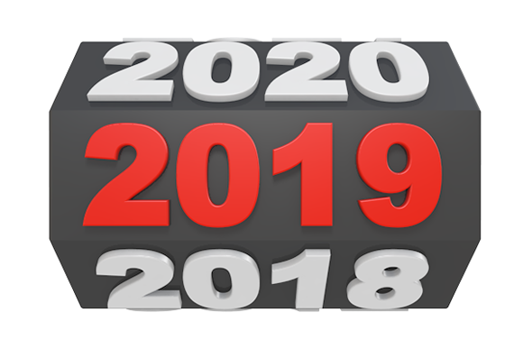 WHAT WILL 2019 BRING FOR YOU?