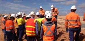 Mining Engineering Students